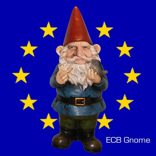 ECB GNOME by Colonel Flick