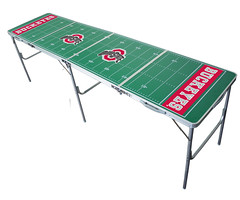 Ohio State Tailgating, Camping & Pong Table