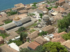 Escape Travel consultant Sarah Wilson Cruising Monemvasia