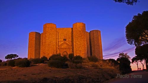castello andria frederick casteldelmonte svevo... (Photo: holapablo67 on Flickr)