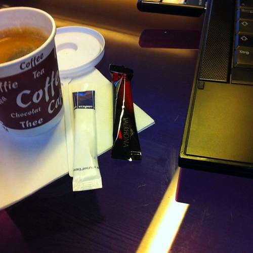 Travailler à bord du TGV