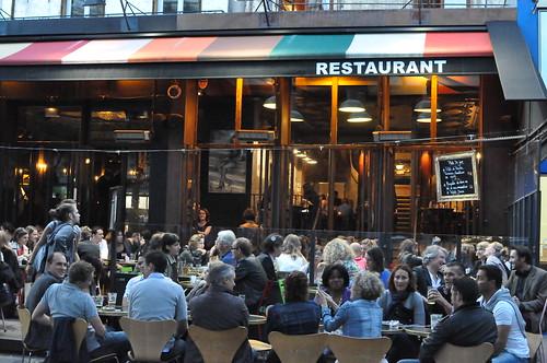 Delaville Café apéro web sur les Grands Boulevards L'Apéro du Jeudi # Coiffeur Bois Guillaume