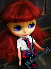Rock On, Rocker Girl!