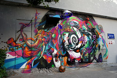 super-realism (idtcrew) Tags: china art wall graffiti crew converse shenzhen nan yyy idt sinic