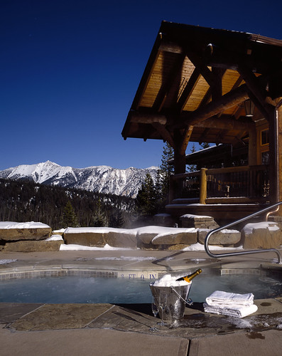 Spanish Peaks Clubhouse Hot Tub