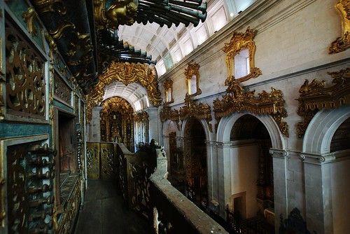 O orgão do Mosteiro de Tibães - The organ of the Monastery of Tibães by @uroraboreal