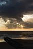 Bune (Sascha Gaber) Tags: leica wolken norderney nordsee flaggen sturm buhne marienhöhe