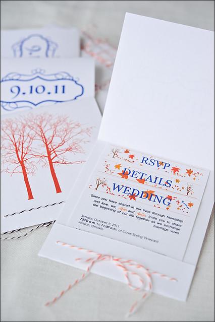Свадебное: самодельные приглашения DIY Matchbook Style Invitations (pic heavy) : wedding 6024018839 C6d0c659a6 Z