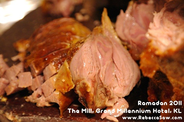 Ramadan buffet - The Mill, Grand Millennium Hotel-01