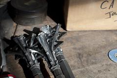 Shadows (Minnesota Niche) Tags: armsarmor