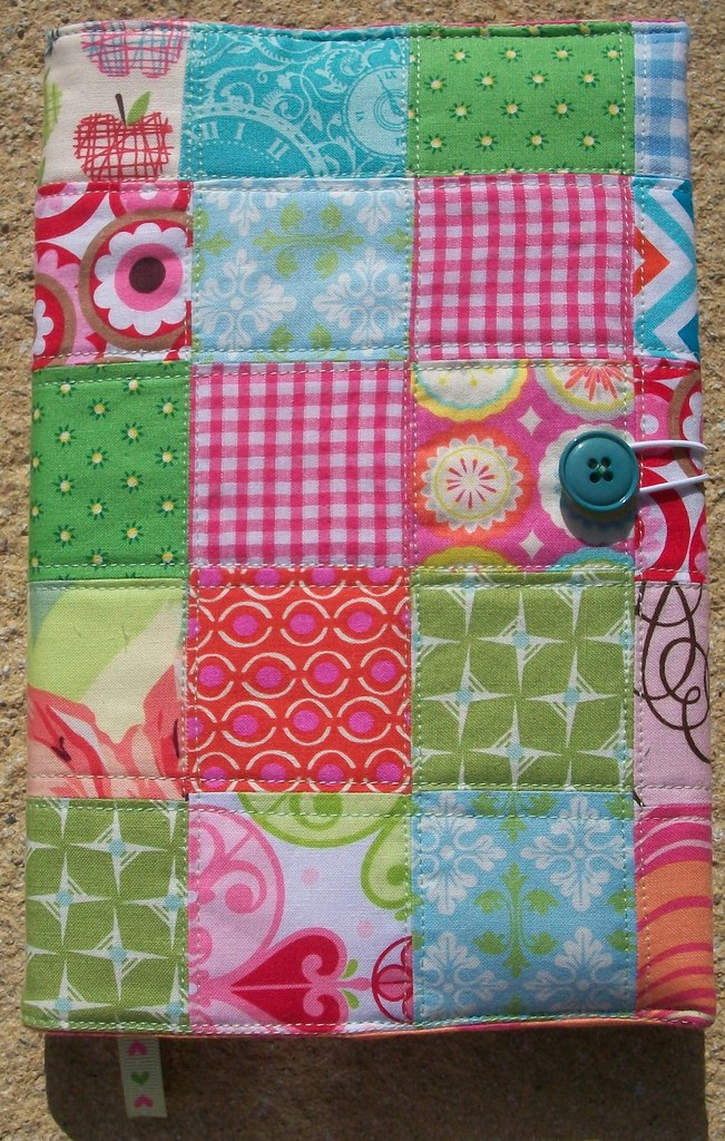 How To Make A Quilted Book Cover ~ The world s best photos of notebook and quilted flickr