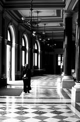 BN_1 (jojofotografia) Tags: trip travel blackandwhite bw white holiday black nikon europa floor prague eu praha praga bn vista blacks bianco arco nero architettura biancoenero interno archi prospettiva curva pavimento wonderfulblack