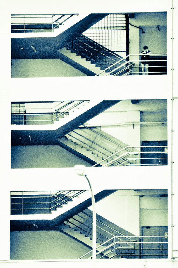 Stairs ...