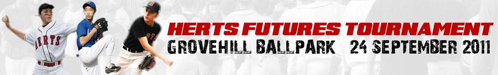 Herts Futures Tournament Baseball London