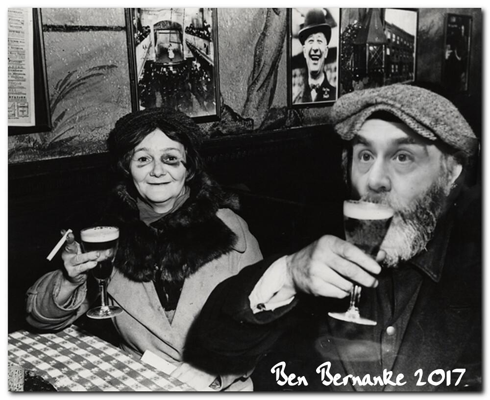BEN BERNANKE 2017
