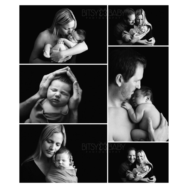newborn photographers new family