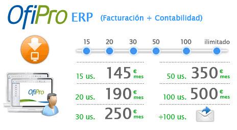 OfiPro Software de Gestión