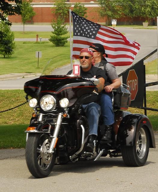 Kentucky National Guard Memorial Ride