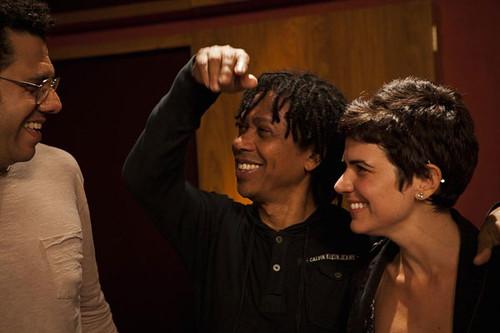 Hamilton de Holanda, Djavan e Mariana Aydar