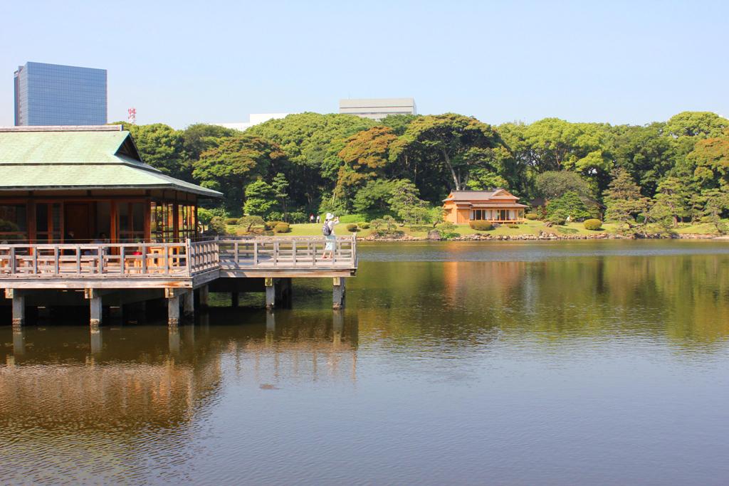 A walking guide of Hamamatsucho  (25)