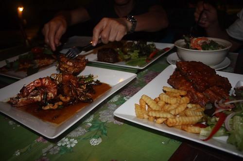 レストラン (4)X