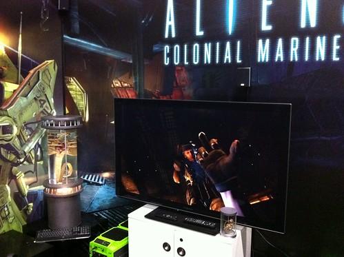 Aliens: Colonial Mariens Ga