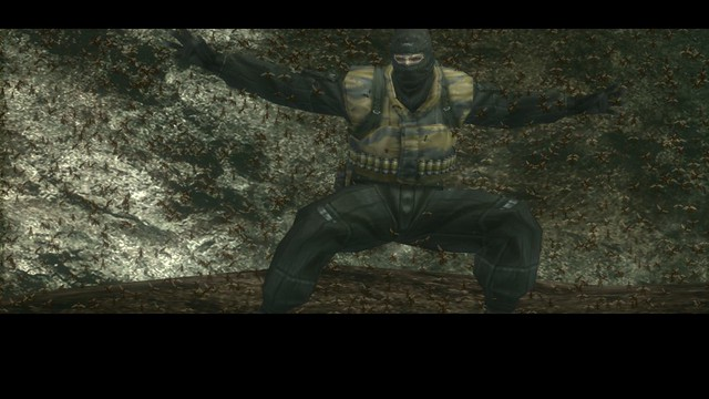 Metal Gear Solid 3: Snake Eater HD - The Pain