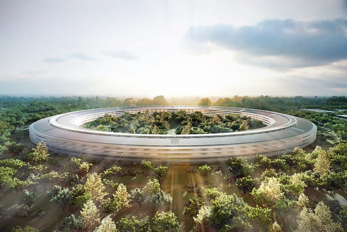 Norman Foster - Apple Campus 2 Rendering by 準建築人手札網站 Forgemind ArchiMedia, on Flickr