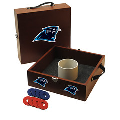 Carolina Panthers Washers Toss Game