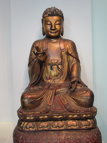 Traditional Buddha Statue