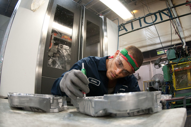 CNC Machine Operators