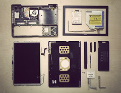 Applesmith (Cameron Moll) Tags: apple repair blackmacbook