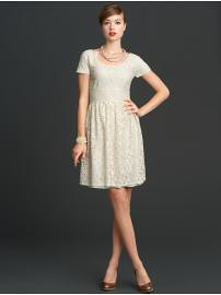 BR Lace Dress