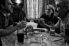 Hot Discussions in U Chmele (Monty May (OBSERVE)) Tags: street blackwhite fuji cz x100 böhmen smetanovalhota instruction47