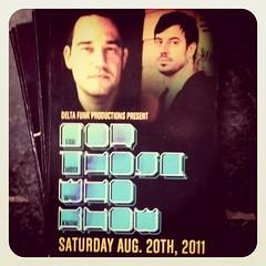 Delta Funk Tonight Aug 20th in Oakland!