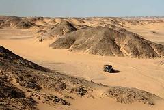 Bushcamping, Nubian Desert, Sudan