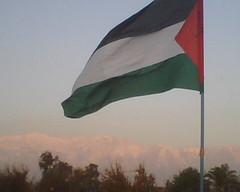 Los hermanos palestinos presentes en el Parque by manuel guerrero