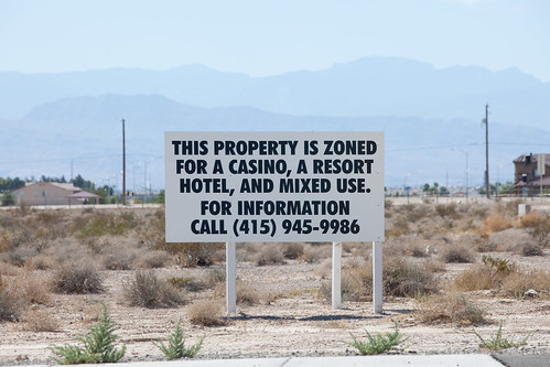 This property is zoned for a casino, a resort hotel, and mixed use.