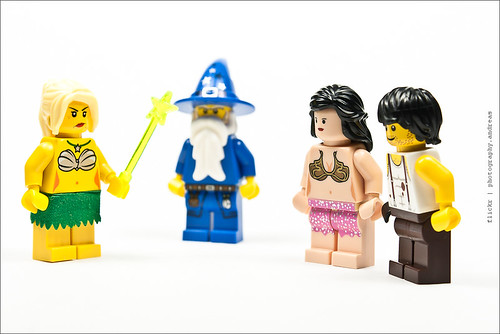 lego minifig 365 project365 photography canon eos40d canoneos40d canonefs1855mmf3556is germany deutschland saarland urweiler macro httpcreativecommonsorg httpphotographyproject365wordpresscom series minifigure minifigs cute bikini girl naked half wizard