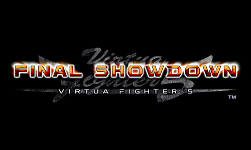 Virtua Figher 5 Final Showdown - Logo