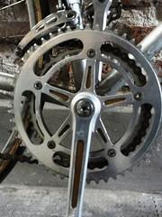 CAMPAGNOLO  NUOVO GRAN SOPORT (coventryeagle48) Tags: columbus italy vintage italia corsa olmo campagnolo velital