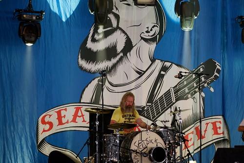 Seasick Steve @ Lowlands 2011