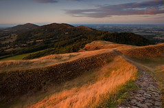 Malvern Hills Quickie (Antony....) Tags: sunset clouds geotagged path hills explore 5d malvern worcestershire herefordshire beacon canoneos britishcamp malvernhills 2470mmf28lusm leefilters 2470f28lusm canon5dmarkii geo:lat=5205841284105842 geo:lon=23516137900047624