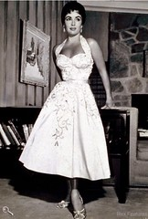 Elizabeth Taylor 1950's (drchingchen) Tags: elizabeth 1950s taylor