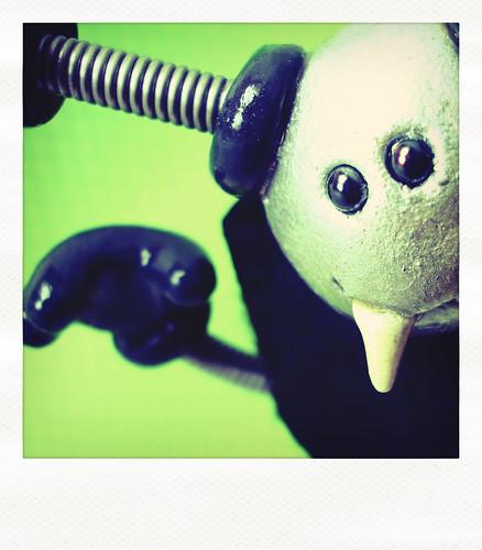 Sneak Peek | this robot has teeth by HerArtSheLoves