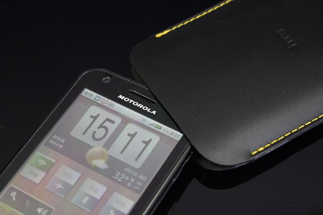 Moto Atrix簡單開箱03