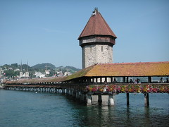 Luzern, Kapellbrücke