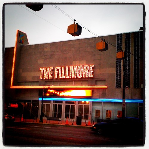 Fillmore Sign