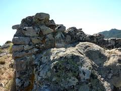 Sommet de Punta di u Castellacciu : le castellu