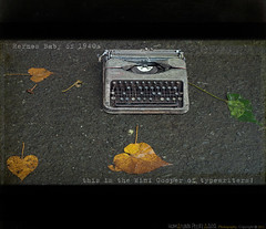 "129/365 Jaane kahaan gaye woh din/Where did those days go? - Hermes Baby of 1940s (Humayunn Niaz Ahmed Peerzaada) Tags: india typewriter project season 50mm switzerland model photographer top swiss sb600 clean actor maharashtra 365 mumbai sporty strobe | humayun d90 nikkor50mm18 project365 hermesbaby swisswatch pocketwizards pocketwizard photography"" nikon50mm nikonspeedlight strobist advertisingimages advertisingphotography 365project peerzada nikon50mm18lens singlestrobe onestrobe nikond90 humayunn peerzaada shootthruumbrella humayoon wwwhumayooncom humayunnapeerzaada precisionengineering photographytable advertisingimage nikond90clubasia minitt1 humayunnnapeezaada hermesbabytypewriter nikonafnikkor50mm18lens flypapertexture swissengineering pocketwizardminitt1andflextt5s flextt5s hermescompactportable cleanandsporty hermesbabyof1940s worldslightestportabletypewriter idealtypewriter hermesbabyjubilee minicooperoftypewriters humayunnniazahmedpeerzaada""food 365project""365""365seasoni 365projectseason|""365 |"""